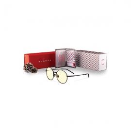 Gunner Ellipse Amber Onyx Indoor Digital Eyewear Holiday Bundle (Bundled)