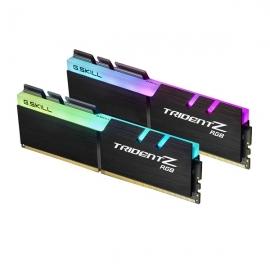 G.skill DDR4-3600 16GB Dual Channel [Trident Z RGB] (GS-F4-3600C16D-16GTZRC)