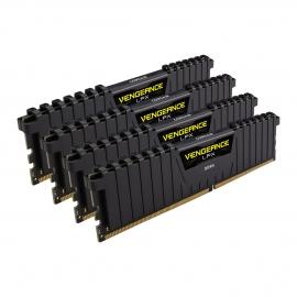 Corsair Vengeance LPX 64GB (4x16GB) DDR4 3200MHz C16 XMP 2.0 Desktop Gaming Memory Black (CMK64GX4M4E3200C16)
