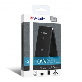 Verbatim Wireless Charging Stand 10W (65945)