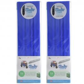 3Doodler Create PLA Plastic Royal Blue-2pack (3DS-PL02-RL-2P)