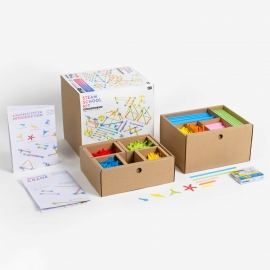 Strawbees STEAM School Kit (SSK-EN-V1)