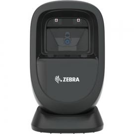Zebra Symbol DS9308 Hands-Free Barcode Scanner, USB, RS-232, RS-485, Black (DS9308-SR4U2100AZW)