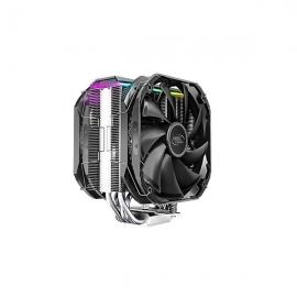 DeepCool AS500 Plus A-RGB Multi Socket CPU Cooler (DP-R-AS500-BKNLMP-G)