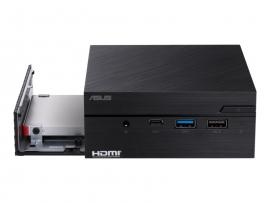 """ASUS PN40 MINI PC,CEL-J4025,4GB(1/2),64GBeMMC,2.5""""(0/1),WL-AC,USB3.1(3),WIN 10 PRO,2YR WTY PN40-C4025M4S64W10P-CSM"""
