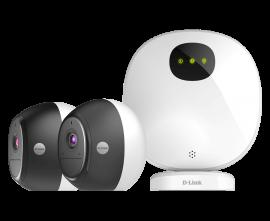 D-Link INDOOR / OUTDOOR Wire-Free Camera Kit DCS-2802KT