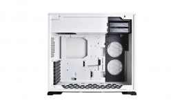 IN WIN INWIN 101 WHITE ATX CASE WINDOW TEMPERED GLASS BLUE LED INWIN LOGO NO PSU 101-WHITE
