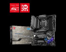 MSI MAG Z590 TOMAHAWK WIFI Intel ATX Motherboard, 4x DDR4, 2x PCI-e x16, 2x PCI-e x1, 6x SATA, 3x M.2, RAID 0/1/5/10, 1x USB-C, 5x USB 3.2, 2x USB 2.0 (MAG Z590 TOMAHAWK WIFI)
