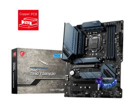 MSI MAG Z590 TORPEDO Intel ATX Motherboard, 4x DDR4, 2x PCI-e x16, 2x PCI-e x1, 6x SATA, 3x M.2, RAID 0/1/5/10, 1x USB-C, 5x USB 3.2, 2x USB 2.0 (MAG Z590 TORPEDO)