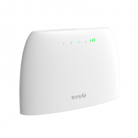 Tenda 4G03 N300 Wi-Fi 4G LTE Router (ELETEND4G03)
