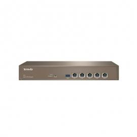 Tenda G3 5-Port Gigabit Multi-WAN VPN Router up to 200 Users/100APs (ELETENDG3)