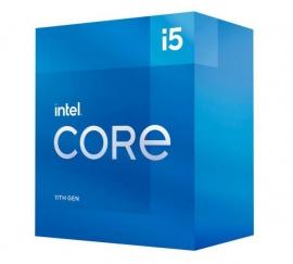 Intel i5-11500 CPU 2.7GHz (4.6GHz Turbo) 11th Gen LGA1200 6-Cores 12-Threads 12MB 65W UHD Graphics 750 Retail Box 3yrs Rocket Lake (BX8070811500)