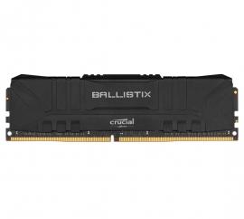Crucial Ballistix 16GB DDR4 SODIMM 2666Mhz CL16 Black Heat Spreader Notebook Gaming Memory (BL16G26C16S4B)