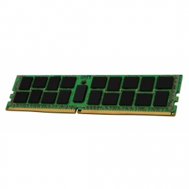 Kingston 16GB (1x16GB) DDR4 RDIMM 2666MHz CL19 1.2V ECC Registered ValueRAM 2Rx8 2G x 72-Bit PC4-2666 Single Stick Server Memory (KSM26RD8/16HDI)