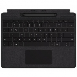 Microsoft Surface Pro X Signature Keyboard with Slim Pen Bundle - Black - Retail (QSW-00015)