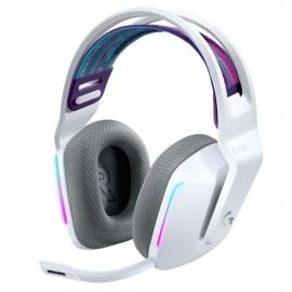 Logitech G733 Lightspeed Wireless RGB Gaming Headset White (981-000886)