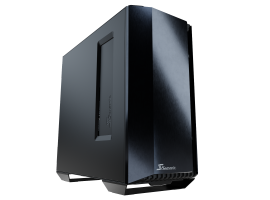 Seasonic Syncro Q704 Aluminum Case with Syncro DGC-650 650W 80 Plus Gold PSU & Connect Module (CASSEAQ704DGC650)