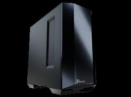 Seasonic Syncro Q704 Aluminum Case with Syncro DPC-850 850W 80 Plus Platinum PSU & Connect Module (CASSEAQ704DPC850)