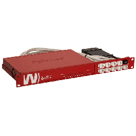 Rackmount.IT Rack Mount Kit for WatchGuard Firebox T80, Brings Connections To Front For Easy Access (RM-WG-T7-BOX)