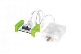 littleBits DC Motor Tethered - D Shaft (LB-650-029)