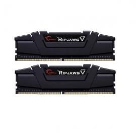 G.skill DDR4-3600 32GB Dual Channel [Ripjaws V] (GS-F4-3600C18D-32GVK)