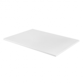 Brateck Particle Board Desk Board 1500X750MM Compatible with Sit-Stand Desk Frame - White (TP15075-W)