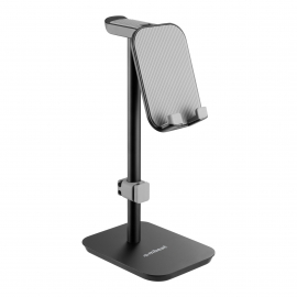 mbeat Stage S3 2-in-1 Headphone and Tiltable Phone Holder Stand (MB-STD-S3BLK)