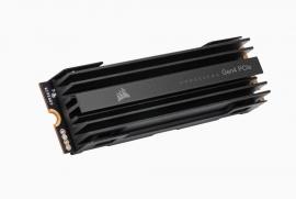 Corsair Force MP600 Pro 1TB M.2 NVMe PCIex4 Gen4 SSD 7000/5500 MB/s 780/360K IOPS 700TBW CSSD-F1000GBMP600PRO
