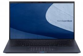 Asus ExpertBook 14' FHD 400nits Intel i7-1165G7 16GB 2x512GB SSD RAID0 WIN10 PRO B9400CEA-KC0449R