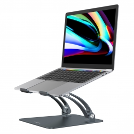mbeat Stage S6 Adjustable Elevated Laptop and MacBook Stand MB-STD-S6GRY