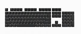 Corsair PBT Double-shot Pro Keycaps - Onyx Black Keyboard CH-9911060-NA