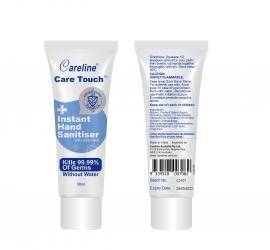 CareTouch Hand Sanitiser 50ml BEACSIHS50MLCA