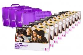 littleBits STEAM Education Class Pack, 30 Students (LB-670-0061-AU)