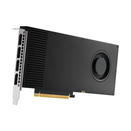 NVidia RTX A4000 Graphics Card - 1 Year Warranty - 16GB GDDR6 4xDP PCIE Gen 4x16, VR Ready, Single Slot, Ray Tracing, Ampere CUDA Cores (A4000)
