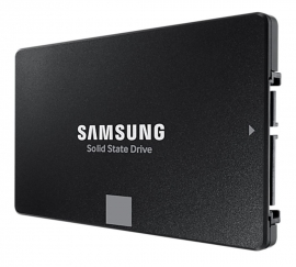 Samsung 870 EVO 250GB 2.5' SATA III 6GB/s SSD 560R/530W MB/s 98K/88K IOPS 150TBW AES 256-bit Encryption 5yrs Wty ~MZ-76E250BW