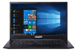 Leader Ultraslim Companion 435, 14' Full HD, Intel i7-10510U, 16GB, 500GB SSD, Windows 10 Home, WiFI6, 2 year onsite warranty, black, 180 Hinge Desig