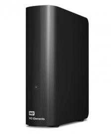 Western Digital WD Elements Desktop 18TB USB 3.0 3.5' External Hard Drive - Black Plug & Play Formatted NTFS for Windows 10/8.1/7 WDBBKG0180HBK-AESN