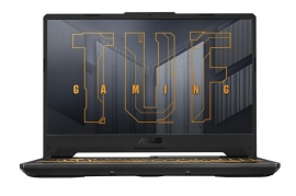 Asus TUF Gaming F15 15.6' FHD Intel i7-11800H 16GB 512GB SSD WIN10 HOME NVIDIA 3050 4GB Backlit RGB Keyboard FX506HE-HN001T