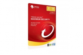 Trend Micro Maximum Security (1-2 Devices) 1Yr Subscription Add-On TICEWWMFXSBJEO