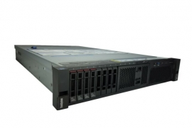 LENOVO ThinkSystem SR550 (1/2x Xeon Silver 4208 8C/16T 2.1GHz, 1/12x 32GB, 8/16x SFF HS, 530-8i RAID, 2x 1GbE, XCC Ent, 1/2x 750W, 3 Yr Ltd Wty) SIDX00B7MY