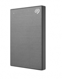 Seagate 2TB One Touch External Portable USB 3.2 Gen 1 (USB 3.0) cable - Space Grey STKB2000404