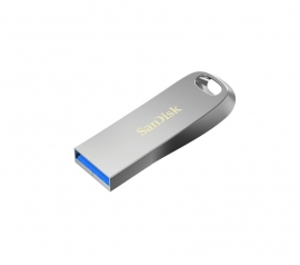 SanDisk 32GB Ultra Luxe USB3.1 Flash Drive Memory Stick USB Type-A 150MB/s capless sliver 5 Years Limited Warranty SDCZ74-032G