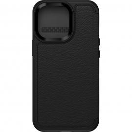 OtterBox Apple iPhone 13 Pro Strada Series Case - Shadow Black (77-85796)