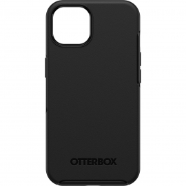 OtterBox Apple iPhone 13 Pro Symmetry Series Antimicrobial Case - Black(77-83466) - Made with 50% recycled plastic