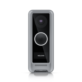 Ubiquiti UniFi Protect G4 Doorbell Silver Cover UVC-G4-DB-Cover-Silver