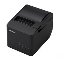 EPSON TM-T82IIIL SERIAL/USB POWER SUPPLY UNIT BLACK INCLUDES IEC/USB CABLE C31CH26481