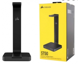 Corsair Gaming ST50 - Headset Stand, Durable anodized aluminium built to withstand the test of time. Headphone (EU) CA-9011221-EU