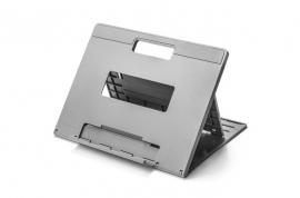 "Kensington Smartfit Easy Riser 2.0 Cooling Stand For Up To 17"" Notebook - Grey (K50420Ww)"