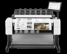 HP DesignJet T2600dr 36-inch PostScript Large Format A0 Multifunction Plotter Printer 3EK15A