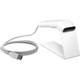 Hp Engage One White 2d Barcode Scanner 3gs20aa